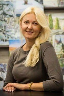 Оксана Юрьевна Ржишник