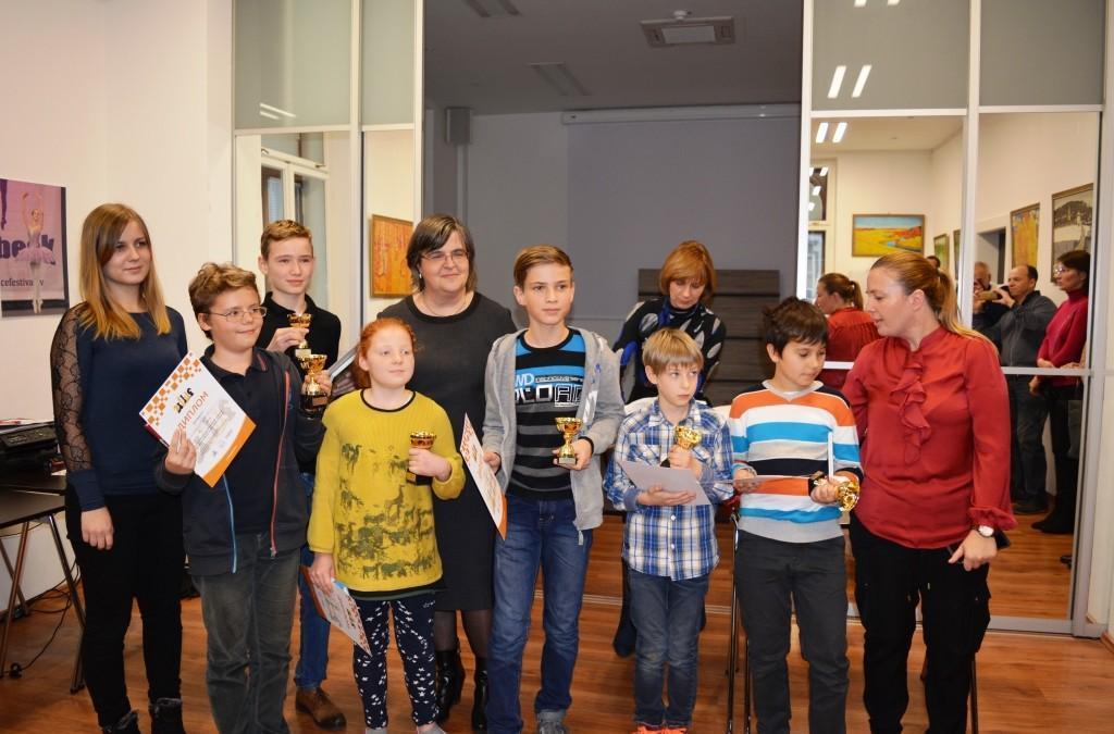 Шахматный турнир 2015
