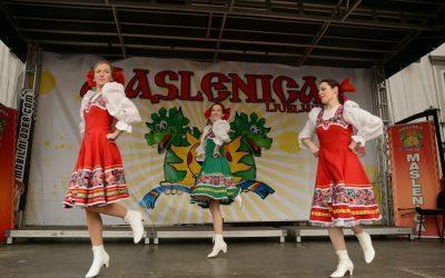 Фестиваль «Масленица в Любляне-2017»