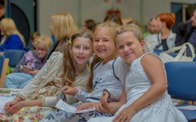 В Русской школе в Словении прозвенел первый звонок