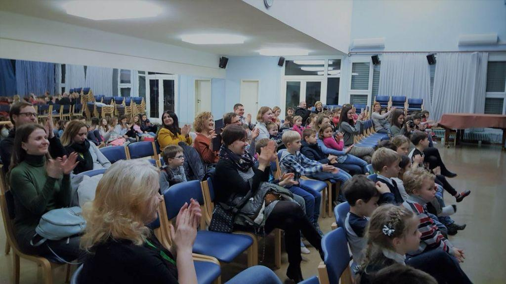 Звёзды Голливуда - Русская школа в Словении
