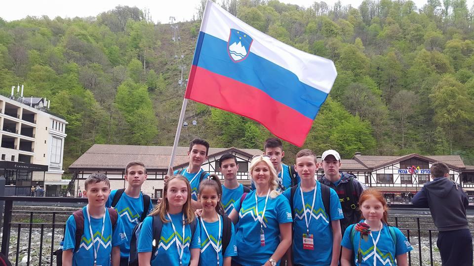 Словения в Сочи - 2016