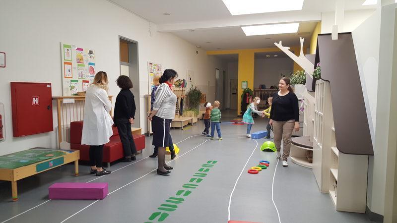 Круглый стол «Дети-билингвы: обучение и воспитание» в Словении 2018