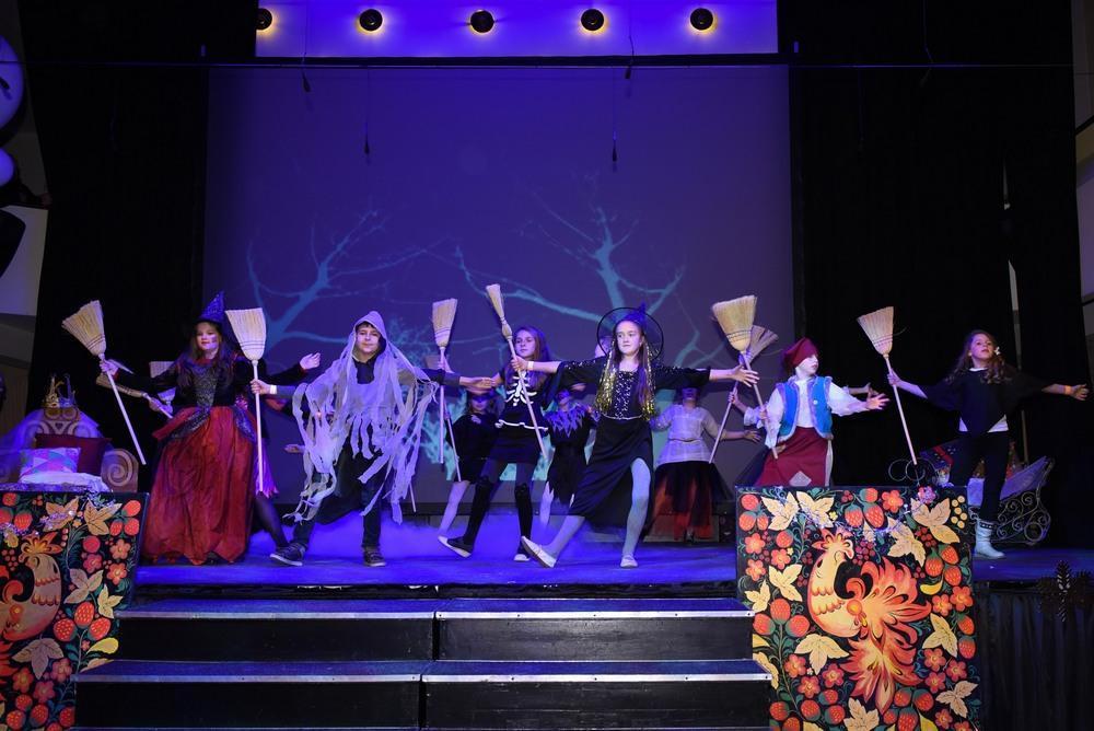 Театральная студия для школьников 8+