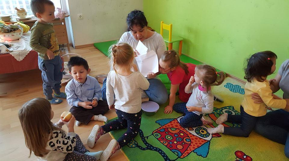 Раннее развитие с логопедическим уклоном в Русской школе в Словении