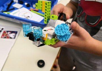 Робототехника c конструктором Lego WeDo 2.0