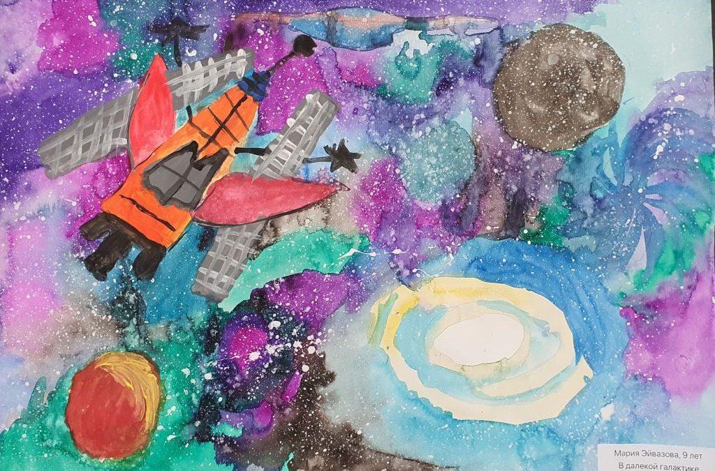 Фантастические заметки ко Дню космонавтики